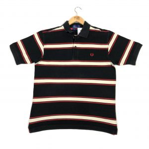 vintage_fred_perry_sport_branded_striped_short_sleeve_polo_shirt_black_p0004