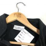 vintage_valentino_designer_branded_short_sleeve_polo_shirt_black_p0018