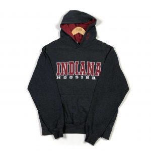 vintage_usa_indiana_university_embroidered_spell_out_grey_hoodie_h0018