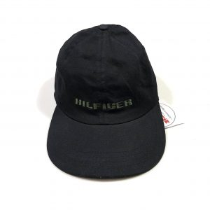 vintage_tommy_hilfiger_embroidered_spell_out_black_cap_accessories_x0017