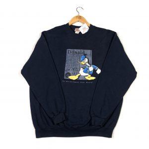 vintage_walt_disney_donald_duck_printed_sweatshirt_jumper_navy_d0011