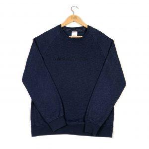 vintage_navy_nike_power_spell_out_sweatshirt_s0079