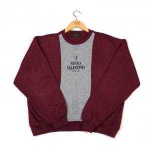 vintage_burgundy_valentino_embroidered_sweatshirt_s0084