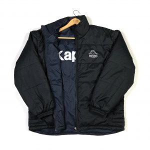vintage_kappa_waterproof_embroidered_reversible_padded_puffer_black_jacket_j0024