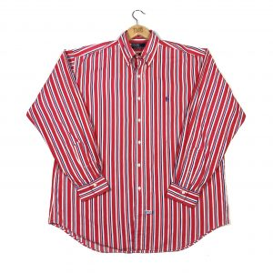 vintage_polo_ralph_lauren_red_striped_shirt_sh0013