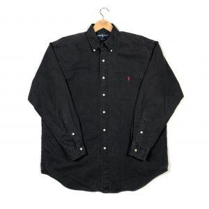 vintage_ralph_lauren_thick_black_blake_shirt_sh0016