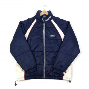 vintage_reebok_navy_puffer_padded_coat_jacket_J0028