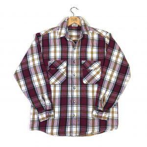 vintage_usa_flannel_check_purple_shirt_sh0001