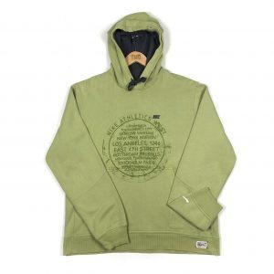 vintage_nike_athletics_green_embroidered_hoodie_h0085