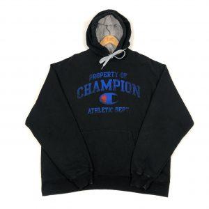 vintage_champion_black_printed_spell_out_hoodie_h0119