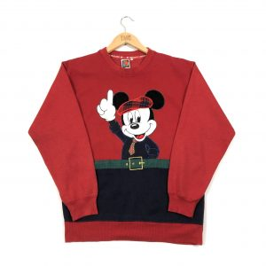 vintage_disney_red_mickey_mouse_embroidered_sweatshirt_d0020