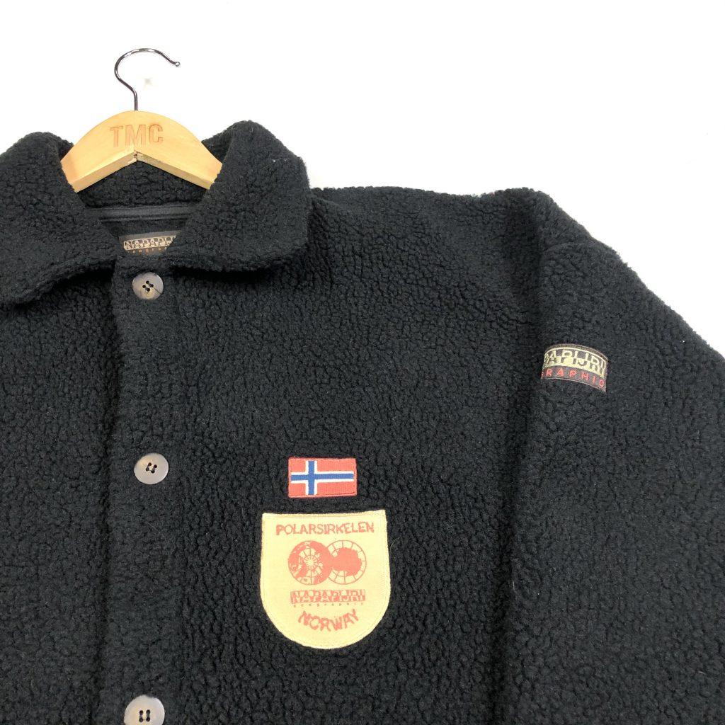 vintage_napapijri_black_borg_button_fleece_jacket_extra_large_fl0034