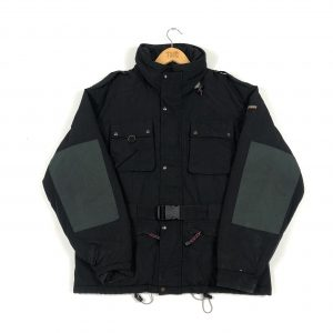 vintage_napapijri_black_3mm_reflective_padded_jacket_j0090