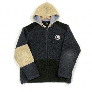 vintage_napapijri_zip_up_sherpa_fleece_hoodie_small_h0100
