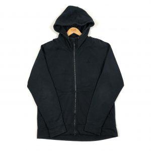 vintage_nike_jordan_black_embroidered_essential_full_zip_hoodie_h0117