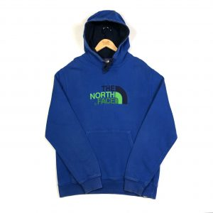 vintage_the_north_face_blue_embroidered_spell_out_hoodie_large_h0129
