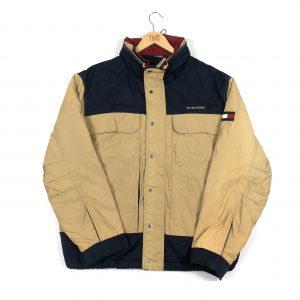 vintage_tommy_hilfiger_beige_padded_jacket_j0092