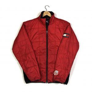 vintage_tommy_hilfiger_usa_ski_team_red_down_puffer_quilted_jacket_large_j0133