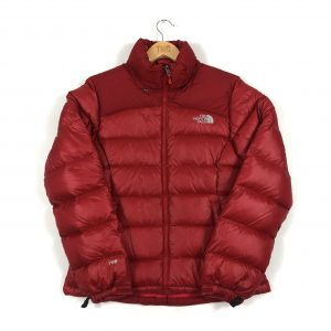 vintage_womens_large_the_north_face_tnf_nuptse_700_red_goose_down_puffer_jacket_j0116