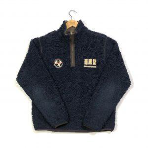 vintage_napapijri_navy_quarter_zip_borg_fleece_small_fl0048