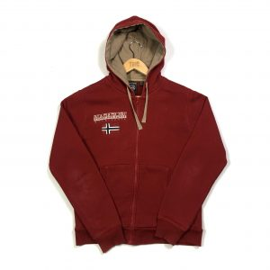 vintage_napapijri_red_essential_hoodie_extra_small_h0159