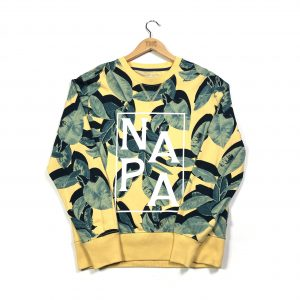 vintage_napapijri_yellow_printed_hawaii_leaf_sweatshirt_small_s0474