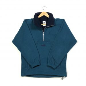vintage_puma_green_quarter_zip_fleece_medium_fl0046