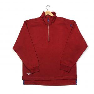 vintage_reebok_red_essential_quarter_zip_sweatshirt_large_s0420