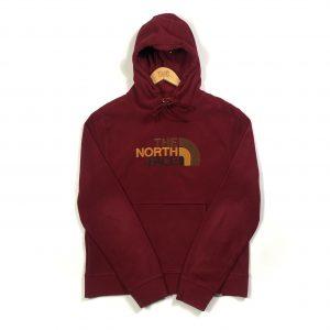 vintage_the_north_face_spell_out_burgundy_fleece_hoodie_medium_fl0055