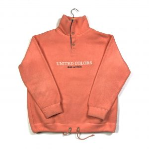 vintage_united_colours_of_benetton_embroidered_button_up_fleece_fl0085