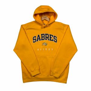 vintage_usa_nhl_hockey_buffalo_sabres_yellow_hoodie_h0220