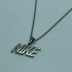 vintage_nike_spell_out_silver_necklace_n0005