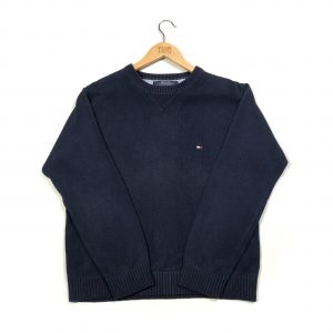 vintage_tommy_hilfiger_navy_embroidered_essential_knit_jumper_small_s0529