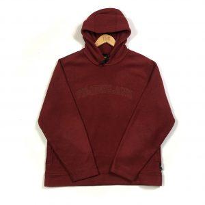vintage_timberland_red_fleece_hoodie_fl0072