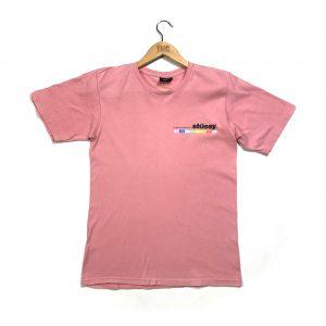 vintage_stussy_pink_t_shirt_a0256