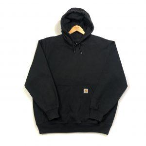 vintage_carhartt_oversized_essential_black_hoodie