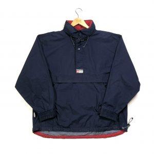 vintage_ralph_lauren_chap_quarter_zip_navy_jacket_j0222