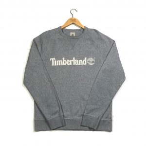 vintage_timberland_embroidered_spell_out_grey_sweatshirt_s0661