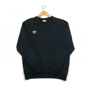 vintage_umbro_embroidered_essential_black_sweatshirt_s0697
