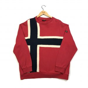 vintage_napapijri_flag_printed_back_sweatshirt_red_s0749