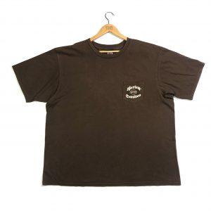 vintage_harley_davidson_printed_back_brown_t_shirt