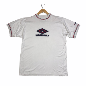 vintage_umbro_embroidered_spell_out_white_t_shirt