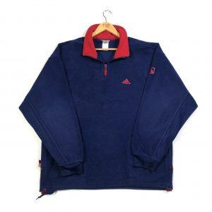 vintage_adidas_90s_navy_quarter_zip_fleece