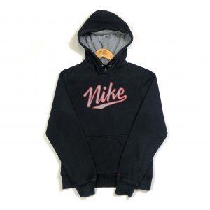 vintage_nike_spell_out_black_hoodie