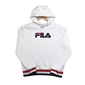 vintage_fila_spell_out_logo_white_hoodie
