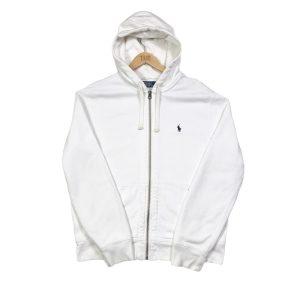 ralph_lauren_white_zip_up_pony_hoodie