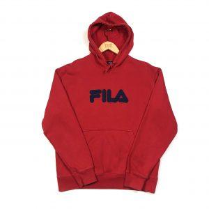 vintage_fila_embroidered_red_hoodie