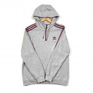 vintage_adidas_3_stripes_trefoil_logo_grey_hoodie