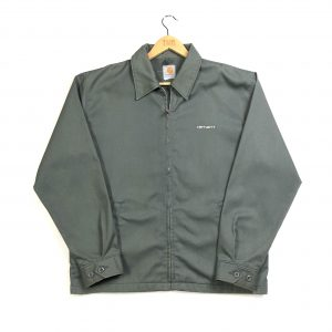 vintage_carhartt_harrington_zip_up_grey_jacket
