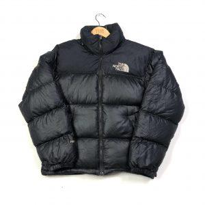 vintage_the_north_face_nuptse_700_down_balck_puffer_jacket